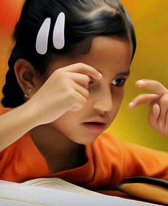 SIP Abacus Girl