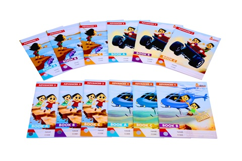 SIP Abacus Advance Level Student Kit