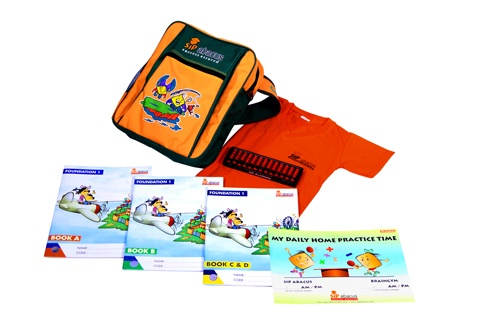 SIP Abacus Foundation Level 1 Student Kit